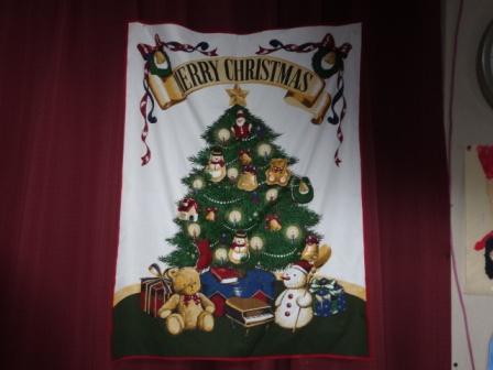 クリスマスタペストリー.JPG