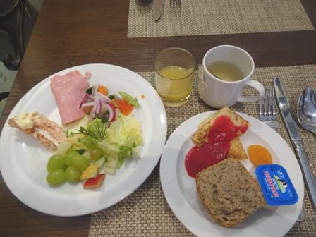 モスクワの朝食.JPG