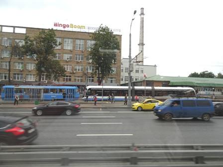 モスクワの電車.JPG