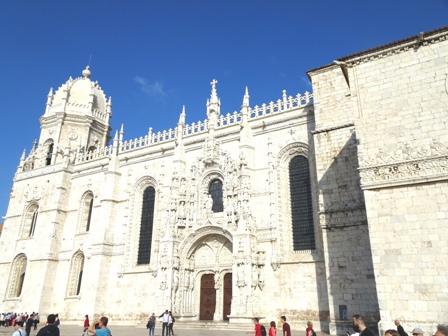 修道院2ジェロニモス.JPG