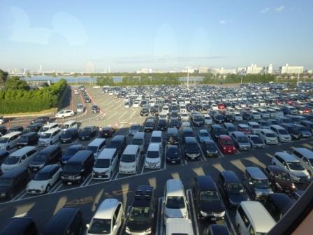 向こうは東京駐車場.JPG