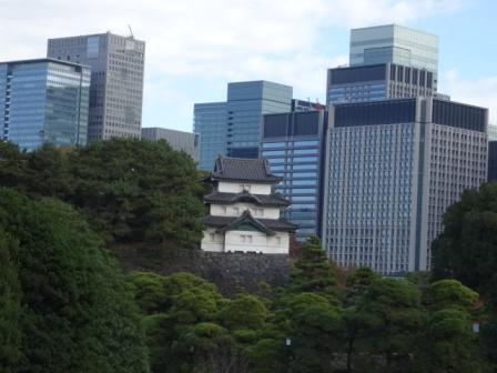 富士見櫓ビルに囲まれた.JPG
