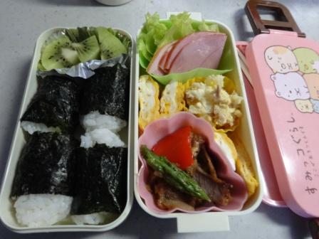 小学生のお弁当.JPG