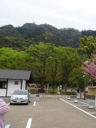 岐阜城ロープウエー.JPG