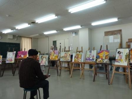 新春絵画教室.JPG