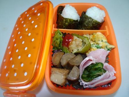 菖蒲園の弁当.JPG