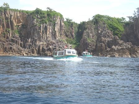 遊覧船尖閣湾.JPG