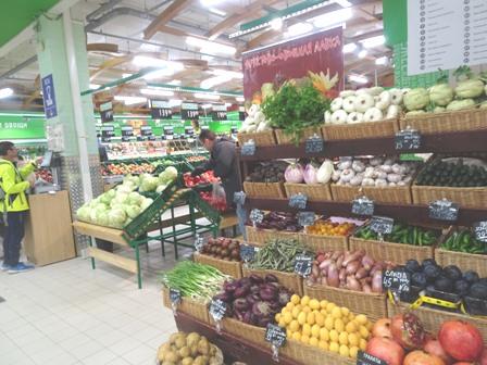 1ぺテルスブルグのスーパー.JPG