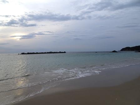 1朝の海.JPG